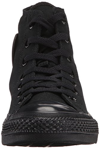 Converse Converse Sneakers Chuck Taylor All Star M3310, Unisex-Erwachsene Hohe Sneakers, Schwarz (Black Mono), 39 EU (6 Erwachsene UK) -