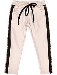 Byblos Kids Pantalone Baby Trousers - Sequin Stripe