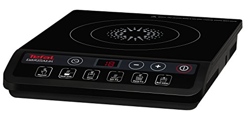 Tefal IH201812 Plaque à Induction Portable Céramique 2100 W