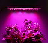 Lampada per Piante Spettrofotometrica a LED a spettro completo a LED per la crescita delle piante Pannello LED da incasso a spettro completo 25W 75LED Adatto per piante da interno Verdure e fiori Spin