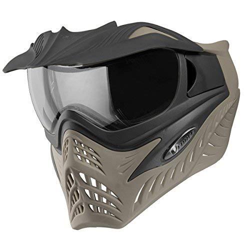 G.I. Sportz Paintball Maske VForce Grill Thermal Limited, Black On Grey, 63786