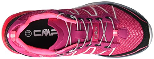 C.P.M. Atlas, Chaussures de Trail Mixte Adulte Rose (Magenta)