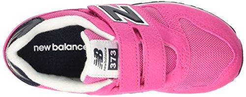 New Balance Nbkv373pvp, Scarpe da Ginnastica Unisex – Bambini Rosa (Pink Navy)