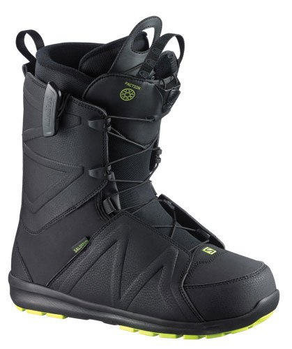Herren Snowboard Boot Salomon Faction 2015 (Faction Boots)