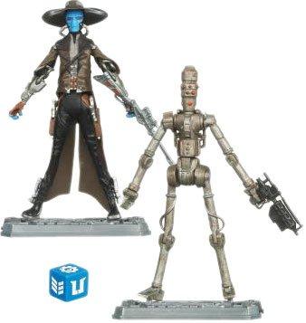 Star Wars Clone Wars Cad Bane und IG-86 Figuren Set 21083