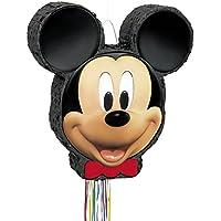 Disney Mickey Mouse Pinata, Shaped Pull String