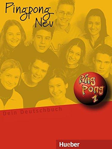 Pingpong neu. Kursbuch. Per la Scuola media. Con espansione online: Pingpong Neu: Lehrbuch 1