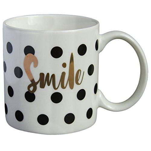 LA CARTERIE Mug cadeau à message Smile