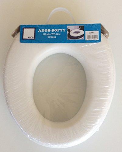 ADOB das Original, Kinder Soft Auflage, passend auf alle normalen WC Sitze, 45002