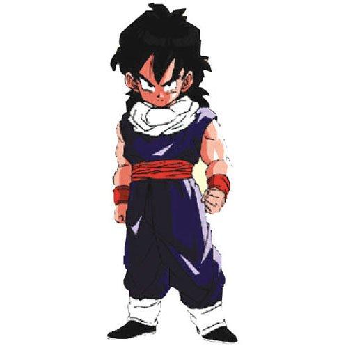n Son Gohan Schlüsselanhänger Orginal & Lizensiert (Dragon Ball Z Son Gohan Kostüm)