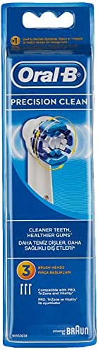 Braun Oral-B EB 20-2+1 Flexi Soft Replacement Brush Heads