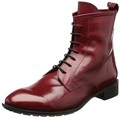 accatino 960927 damen stiefel rot rot 4 eu 42 schuhe handtaschen. Black Bedroom Furniture Sets. Home Design Ideas