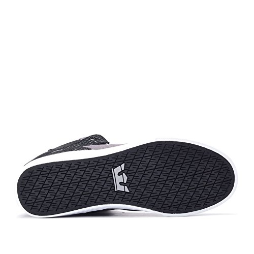 Supra Vaider S28058, Sneaker uomo Grey Gradient/white