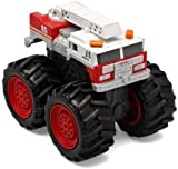 Tonka Die Cast Monster Trucks Extreme Extinguisher Fire Engine By Funrise