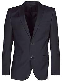 J.LINDEBERG Herren Anzugblazer Hopper Dressed Wool grey