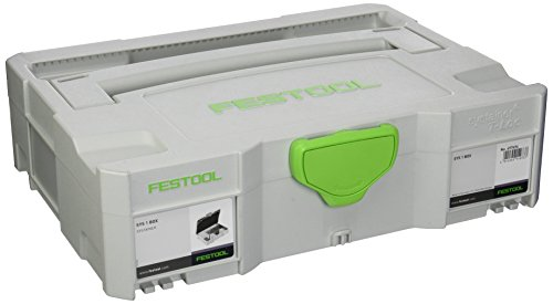 Festool 497694 Systainer T-Loc SYS 1 Box