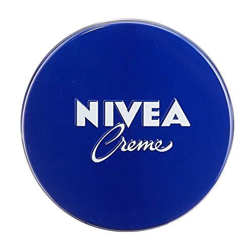 NIVEA Crema con Eucerit Afín a La Piel, sin Conservantes - 400 ml - 4 unidades