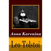 Anna Karenina (Vollständige deutsche Ausgabe mit Personenregister)