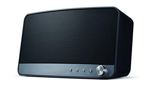 Pioneer MRX-5-B Wireless Multiroom Lautsprecher (WLAN, Bluetooth, Integrierter Chromecast-Technologie, DTS Play-Fi, Spotify Connect, Deezer, Tidal, TuneIn Internetradio, Remote-App) Schwarz