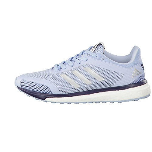 adidas Response + W, Chaussures de Course Femme Bleu (Azusen/plamet/grimed)