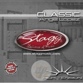 Stagg CL-HT-AL High Tension Saiten-Set