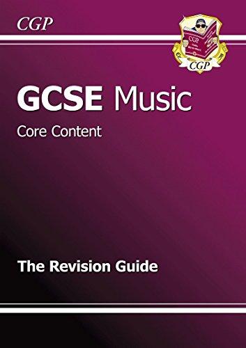 GCSE Music Core Content Revision Guide (Coordination Group Publications Ltd (CGP))