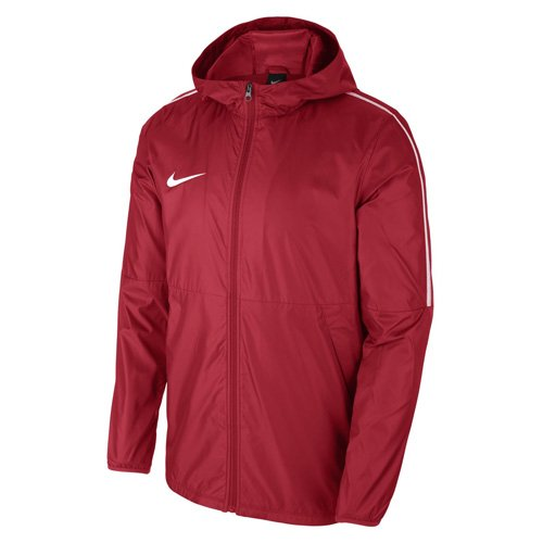 Nike Park18 Rain Jacket Coupe-Vent Homme, University Red White, FR (Taille Fabricant : XL)
