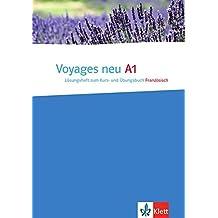 Voyages - Neue Ausgabe. Lösungsheft