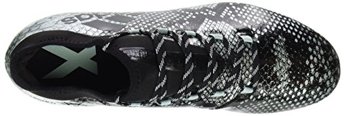 adidas X 16.2 Fg, Chaussures de Football Homme Multicolore (Vapour Green/core Black/core Black)