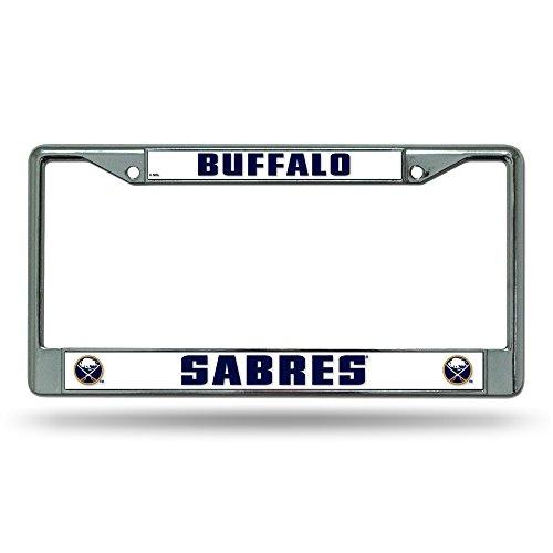 Rico NHL Chromrahmen, Buffalo Sabres, 12x6 -