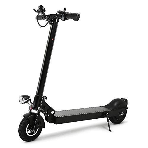 Y&XF 350W 36V Elektroroller mit Lenker, Pocket Bike mit starker Tragfähigkeit, 8''Knobby Luftreifen für Offroad-Fahrten und leistungsstarke Mini-Roller für Erwachsene