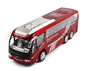 Ultimate Passenger Tourist Vacation Electric Rc Bus 1:48 Rtr (Colors May Vary)