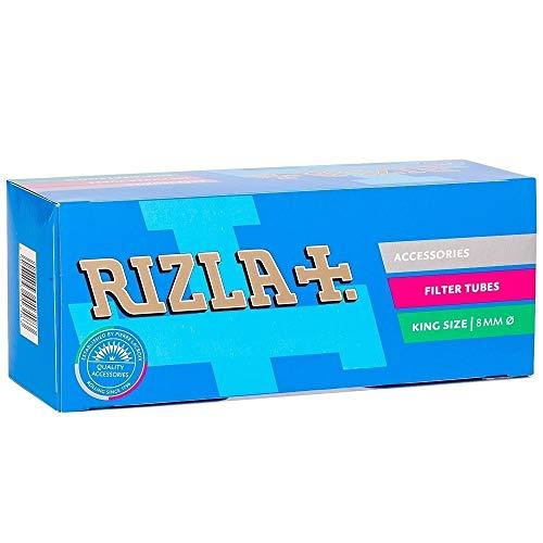 c87b32cffd68 RizlaTrade 1000 TUBETTI Vuoti Sigarette con Filtro RIZLA Filter Tubes  Tabacco