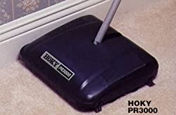 Hoky Pr3000 Rotorblade Carpet Sweeper
