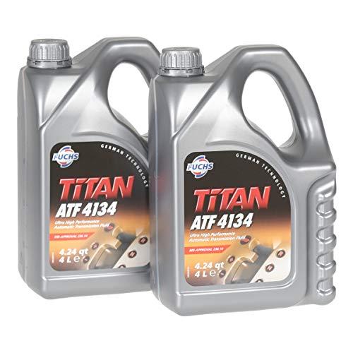 Preisvergleich Produktbild Fuchs Titan ATF 4134 2 x 4 Liter