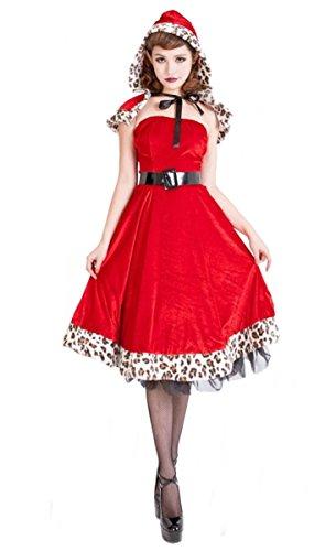 Schönes Rotkäppchen Kostüm Gr. 34/36