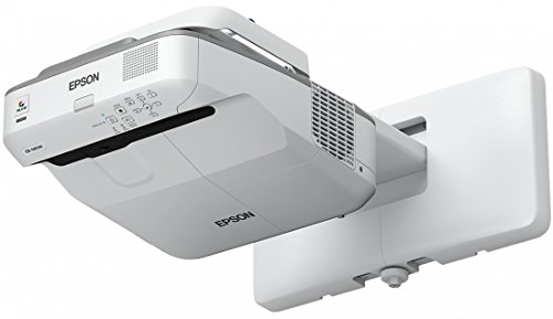 Preisvergleich Produktbild 'Epson eb-685ws 3500 ANSI Lumens 3LCD WXGA (1280 x 800) Grey, White Wall-Mounted Projector – Data Projectors (1524 – 2540 mm (60 – 100), 16: 10, 16: 10, 0.4 – 0.6 m, 0 – 0.4 m, 0 – 0.6 m)