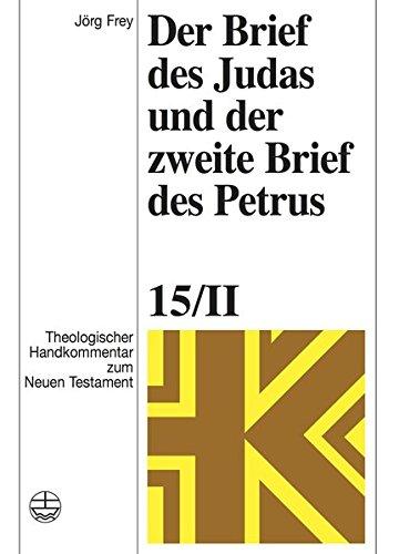 Der Brief des Judas und der zweite Brief des Petrus (Theologischer Handkommentar zum Neuen Testament (ThHK))