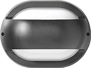Prisma Eko 19Split–Wandleuchte 1x 60W E27schwarz