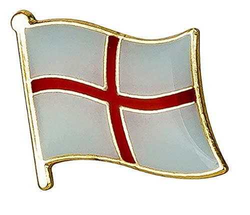 England Englische Flagge Emaille-Abzeichen Anstecknadel