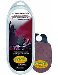 Noene - Alzas para calzado de Miami de danza, tamaño Talla única, color negro