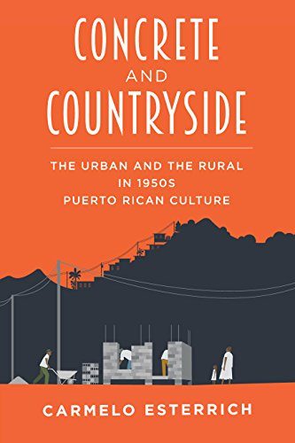 Concrete and Countryside: The Urban and the Rural in 1950s Puerto Rican Culture (Pitt Illuminations)