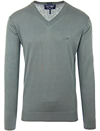 Armani Jeans - Pull - Homme gris gris