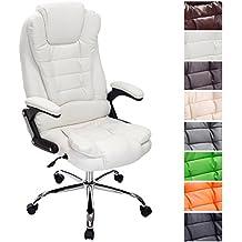 Amazon.es: silla oficina blanca - CLP