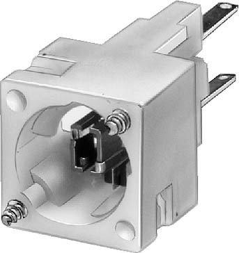 Siemens Indus. Sector Gear Block 3SB24552A Capless W2x4.6d Panel Bulb