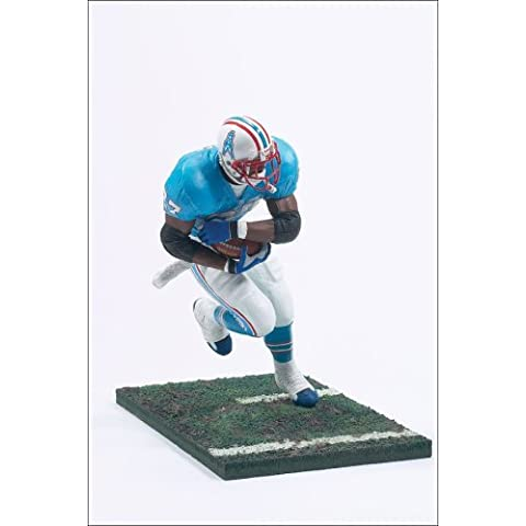 McFarlane Toys NFL Sports Picks Super Bowl XXXVIII 38 Exclusive Action Figure Eddie George by Unknown