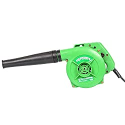 Turner Tools TT-66 500W 13000RPM Electric Air Blower with Speed Control Regulator