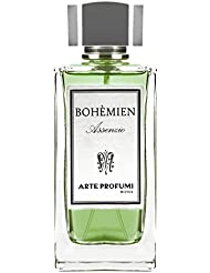 ARTE PROFUMI Eau de Parfum unisexe Bohémien Absinthe, 100 ml
