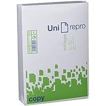 Uni-Repro 49995 - Pack de 500 hojas de papel A5