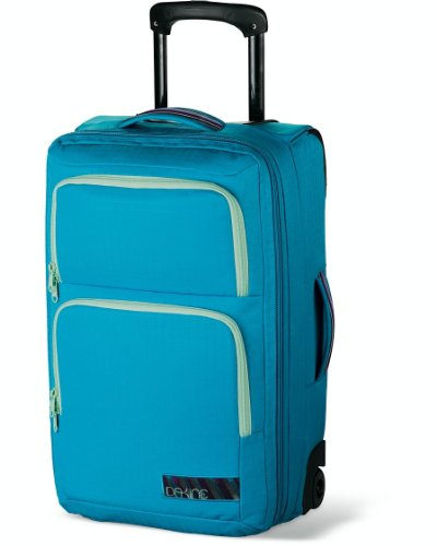 Dakine Womens Carry On Roller 36 Liter - Azure (Carry On Womens)
